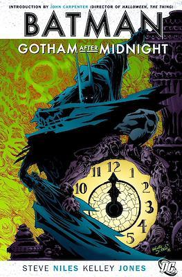 Batman Gotham After Midnight