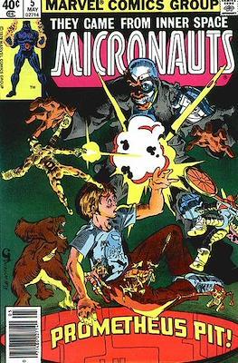 The Micronauts Vol.1 (1979-1984) (Comic Book 32 pp) #5