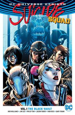 Suicide Squad Vol. 5 (Softcover) #1
