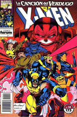 X-Men Vol. 1 (1992-1995) (Grapa 32 pp) #14