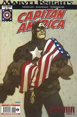 Capitán América vol. 5 (2003-2005) #23