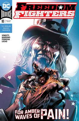 Freedom Fighters Vol. 3 (2018-) (Comic Book) #10