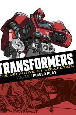 Transformers: The Definitive G1 Collection