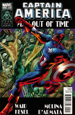 Captain America: Man Out of Time (Comic-book) #5