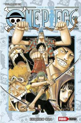One Piece (Rústica) #39