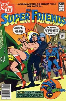 Super Friends Vol.1 (1976-1981) (Grapa, 32 págs.) #40