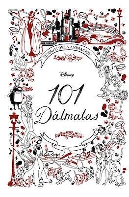 Tesoros de la animación Disney (Cartoné 64 pp) #10