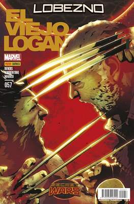 Lobezno Vol. 5 / Salvaje Lobezno / Lobeznos / El viejo Logan Vol. 2 (2011-2019) (Grapa) #57