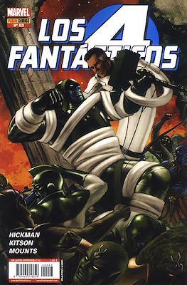 Los 4 Fantásticos / Los Cuatro Fantásticos Vol. 7 (2008-) (Grapa 24-48 pp) #53