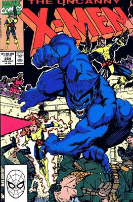 The Uncanny X-Men (1963-2011) (Comic-Book) #264