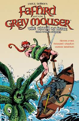 Fafhrd and the Gray Mouser The Cloud of Hate and Other Stories