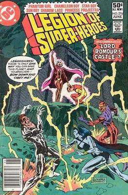Legion of Super-Heroes Vol. 2 (1980-1987) #276