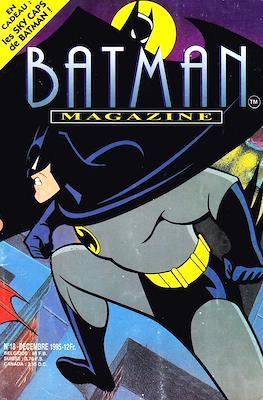 Batman Magazine (Agrafé. 32 pp) #18