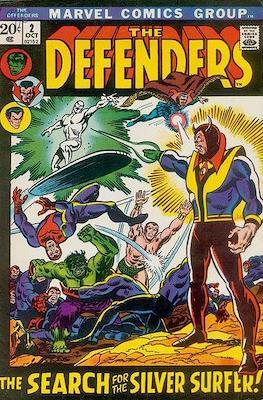 The Defenders vol.1 (1972-1986) #2