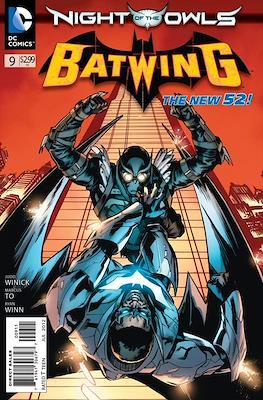 Batwing Vol. 1 (2011) (Comic-Book) #9