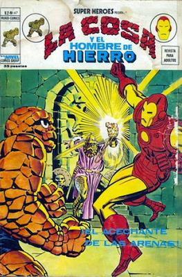 Super Héroes Vol. 2 (Grapa 48 pp. 1974-1980) #47
