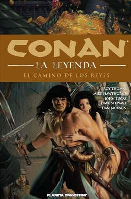 Conan. La Leyenda (Recopilación Cartoné 144-216 pp) #11
