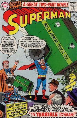 Superman Vol. 1 / Adventures of Superman Vol. 1 (1939-2011) (Comic Book) #182