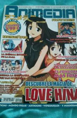 Animedia #4
