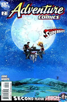 New Comics / New Adventure Comics / Adventure Comics (1935-1983 ; 2009-2011) (Comic Book) #505