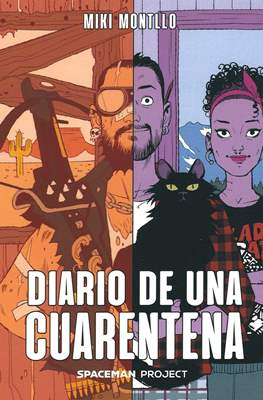 Diario de una cuarentena (Rústica 64 pp) #