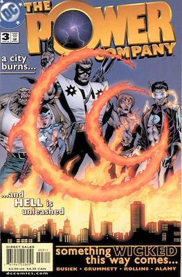 The Power Company (Comic Book) #3