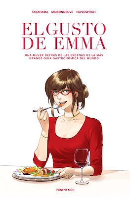 El gusto de Emma (Rústica 200 pp) #