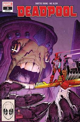 Deadpool Vol. 5 (2018) (Comic book) #3