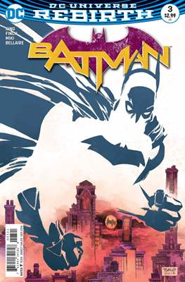 Batman Vol. 3 (2016- Variant Cover) (Comic Book) #3.1