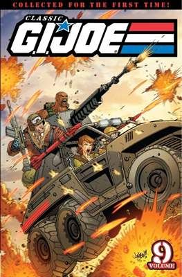 Classic G.I.Joe (Comic book) #9
