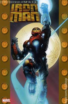 Ultimate Iron Man (Softcover) #1