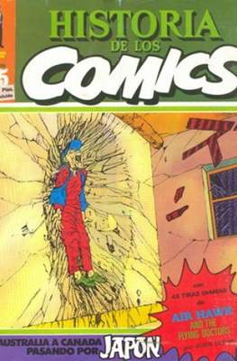 Historia de los Cómics (Grapa 32 pp) #45