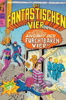 Die Fantastischen Vier (Heften) #33