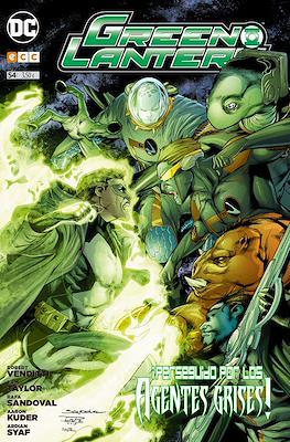 Green Lantern. Nuevo Universo DC / Hal Jordan y los Green Lantern Corps. Renacimiento (Grapa) #54