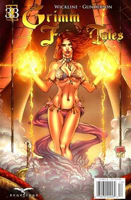 Grimm Fairy Tales (Comic Book) #33