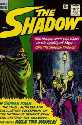The Shadow (Grapa) #1