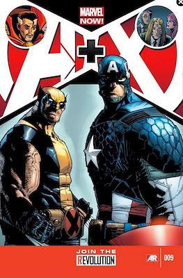 A+X (Comic-Book) #9