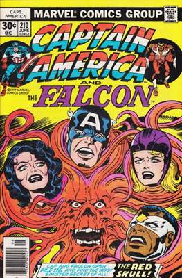 Captain America Vol. 1 (1968-1996) #210
