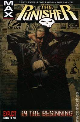 The Punisher Vol. 6 (Softcover 120-144 pp) #1
