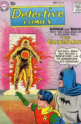 Detective Comics Vol. 1 (1937-2011; 2016-) (Comic Book) #259