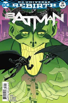 Batman Vol. 3 (2016- Variant Covers) (Comic Book) #30.1