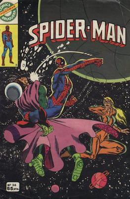 Spider-Man. Cómics Bruguera (Grapa (1980)) #36