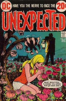 The Unexpected (Comic Book) #145