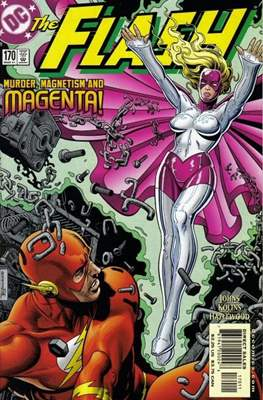 The Flash Vol. 2 (1987-2006) (Comic Book) #170