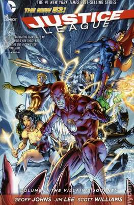 Justice League (2011-2016) (Hardcover) #2