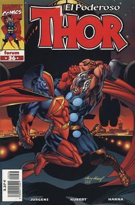 El Poderoso Thor (1999-2002) (Grapa. 17x26. 24 páginas. Color. Vol. 3-4.) #36