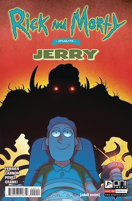 Rick & Morty Presents: Jerry