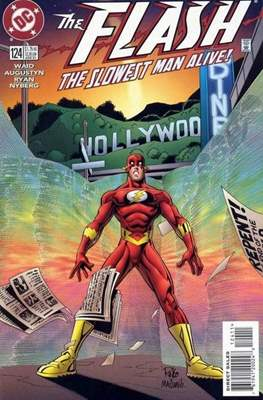The Flash Vol. 2 (1987-2006) (Comic Book) #124