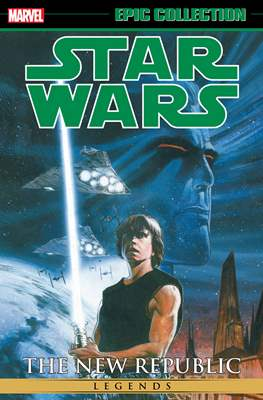 Star Wars Legends Epic Collection (Softcover) #24