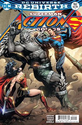 Action Comics Vol. 1 (1938-2011; 2016-... Variant Covers) (Comic Book) #962.1